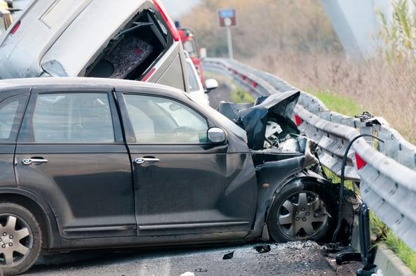 Auto accident damages