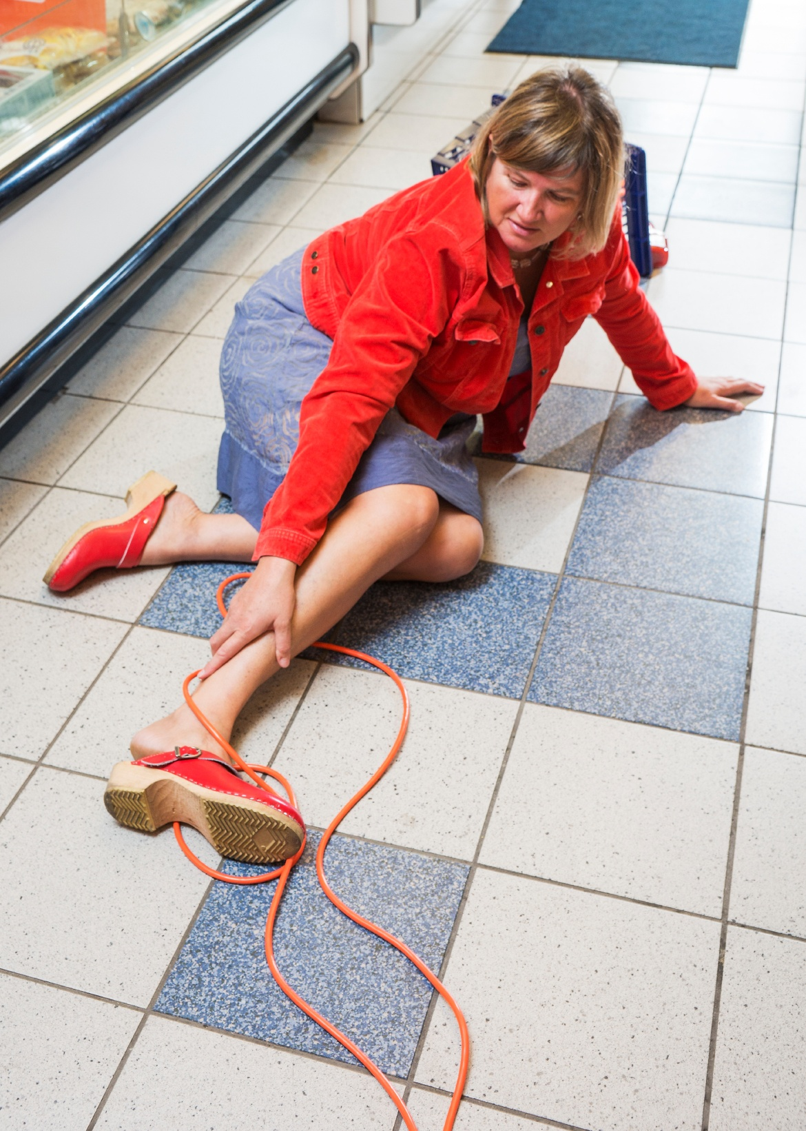 Atlanta Slip and Fall Injury Attorney