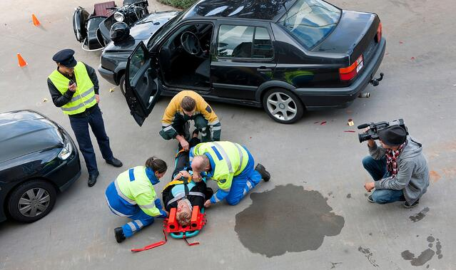 College Park Car Wreck Injury Lawyer