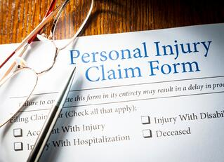 Form to Keep Track of Accident Injury Expenses
