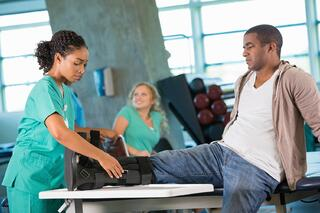 Getting proper medical treatment after an injury
