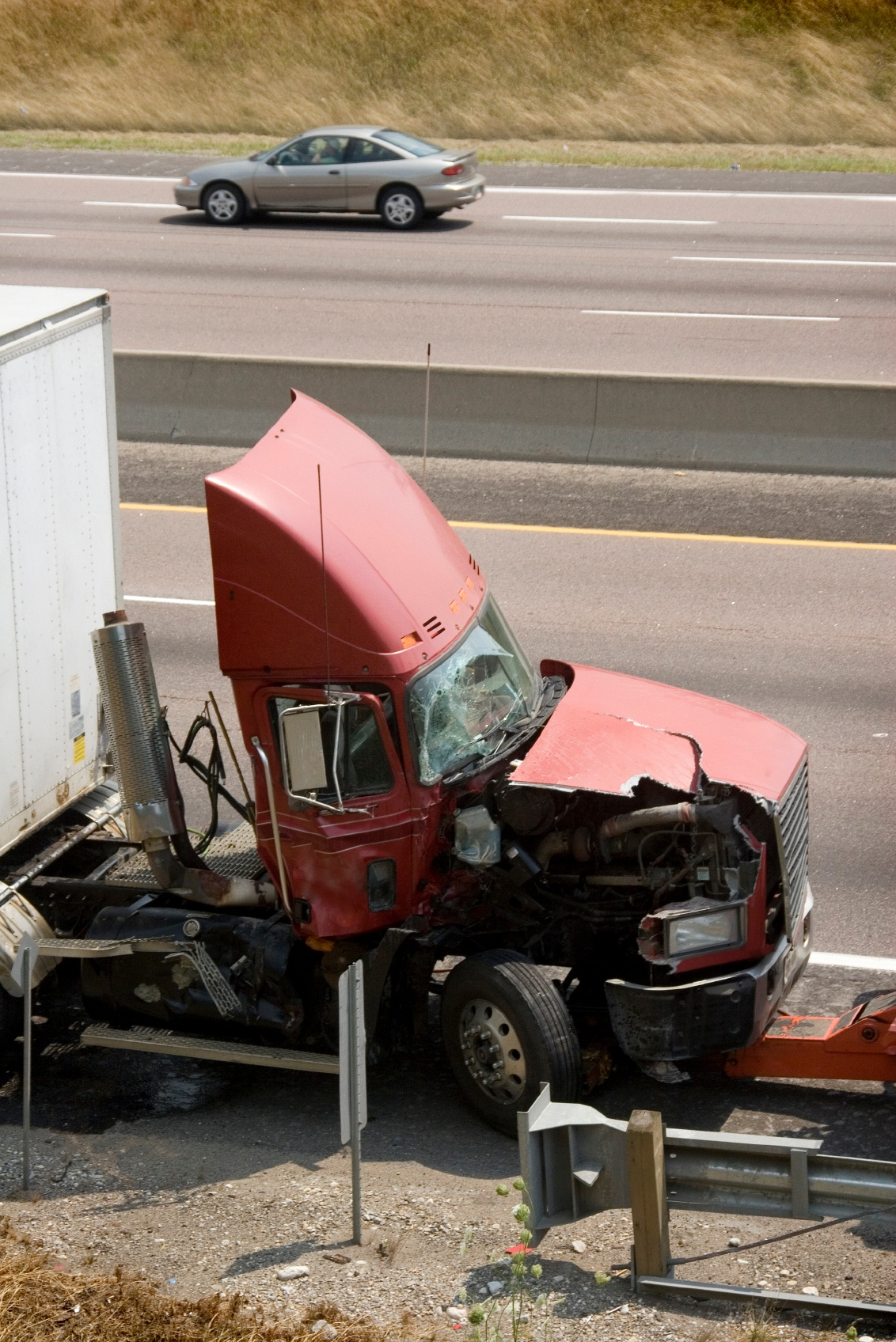 Atlanta's Best Truck Wreck Attorney