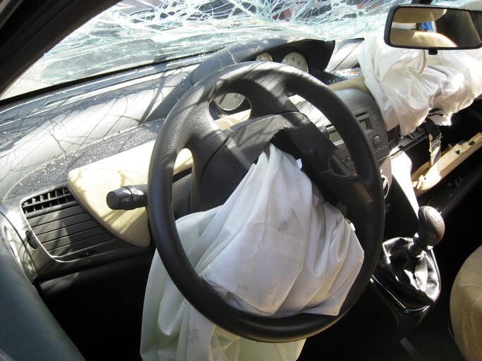 Common Airbag Injuries after a Car Accident