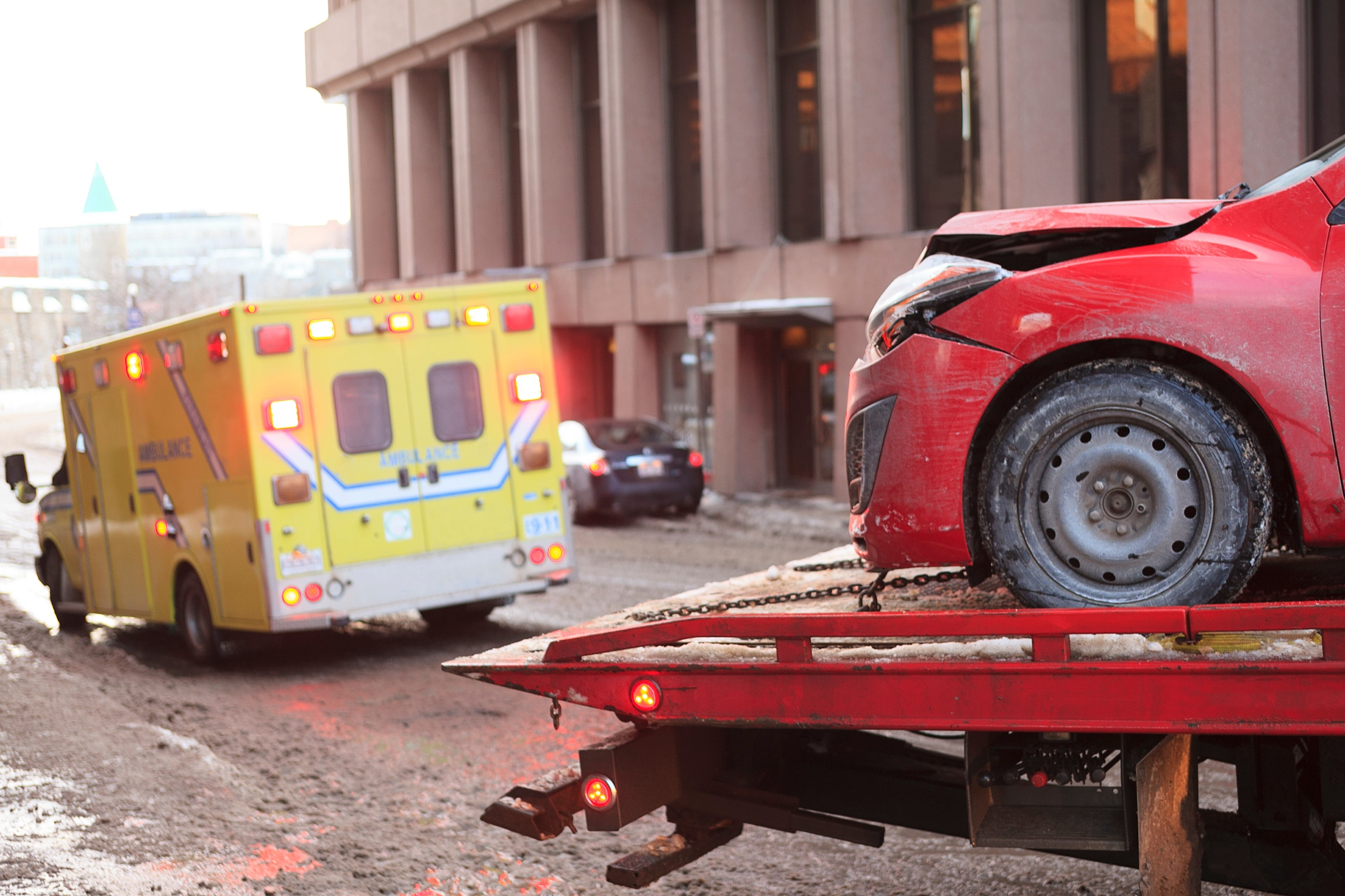 How to Sue Someone After a Car Accident?