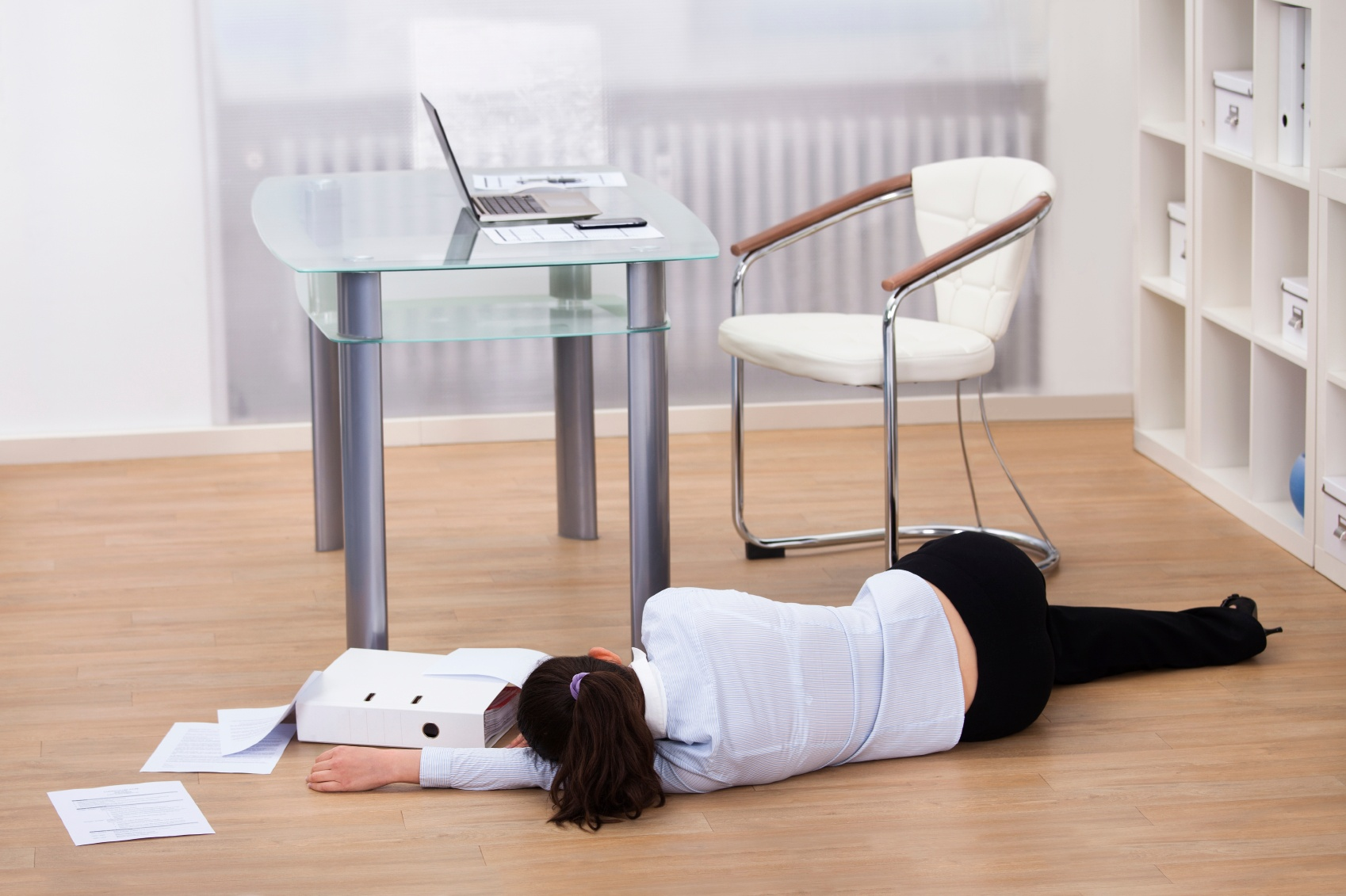 Georgia Slip and Fall Doctor Referral