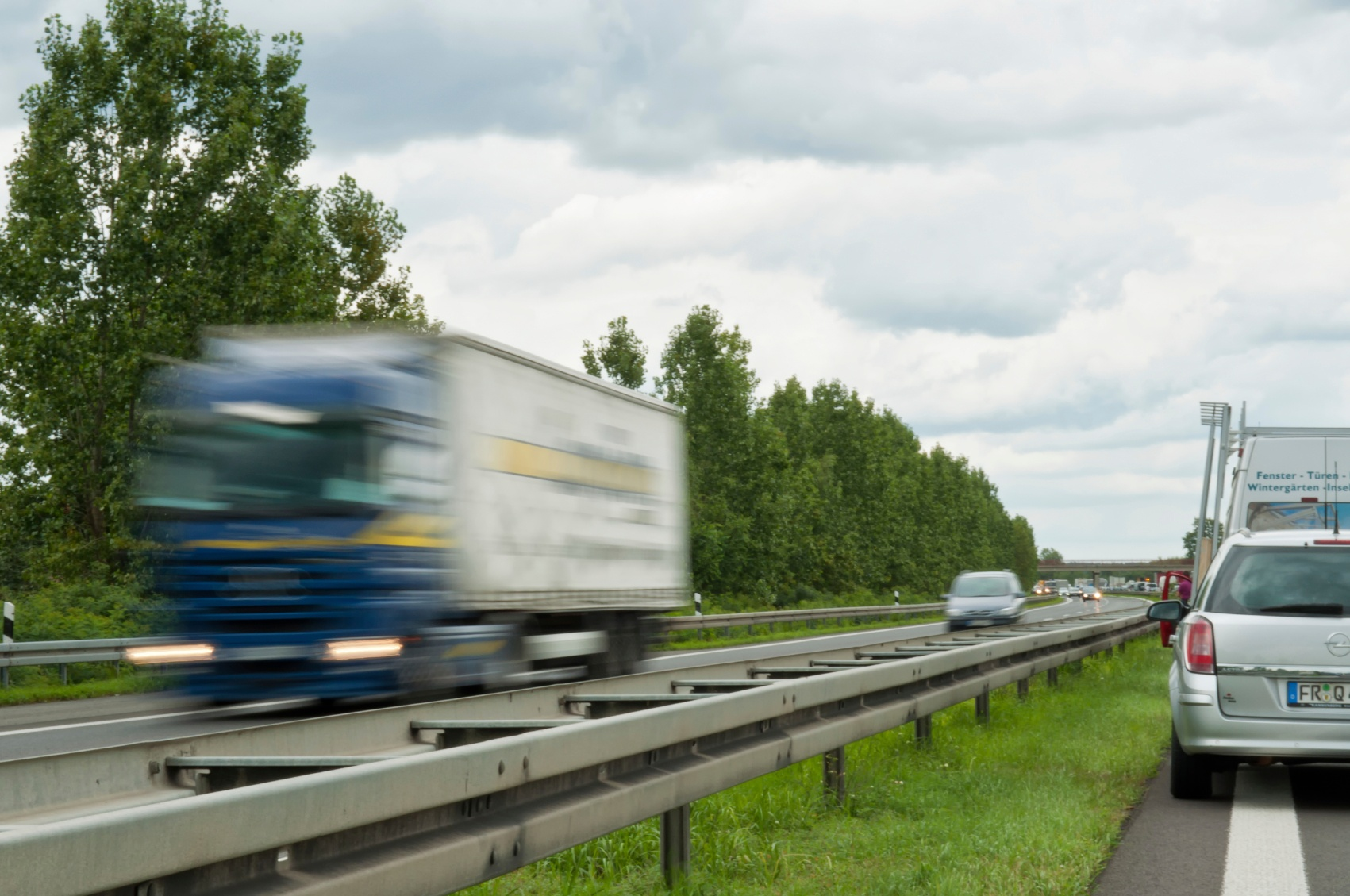 Top 5 Reasons For Truck Crashes