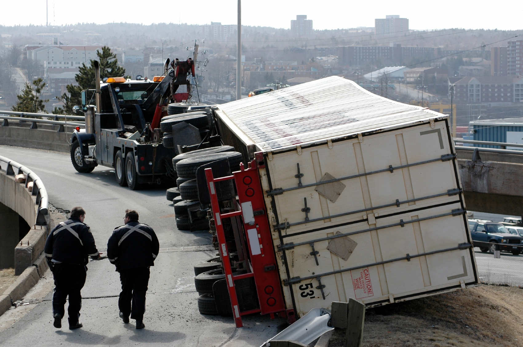Why Are Truck Accident Cases More Complicated than Car Accidents?
