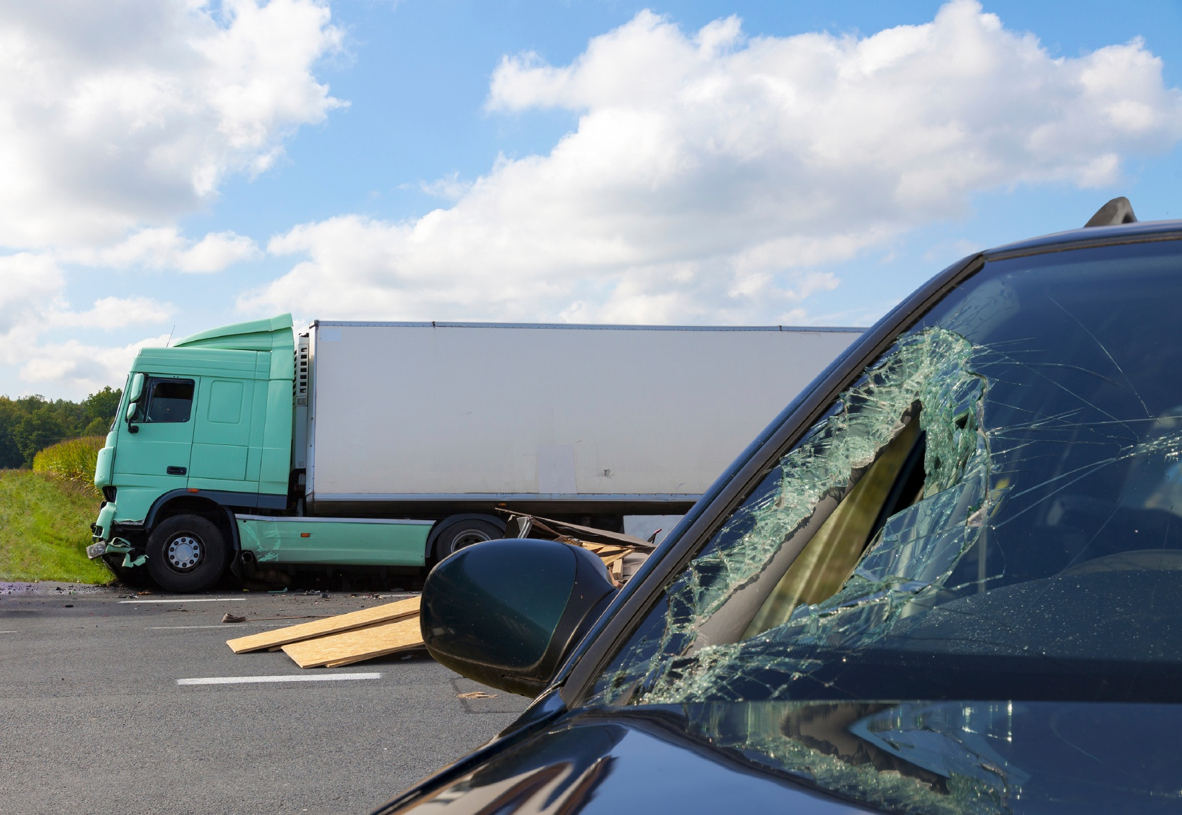 Who Is Liable In A Truck Accident Lawsuit?